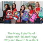 Corporate Philanthropy Guide