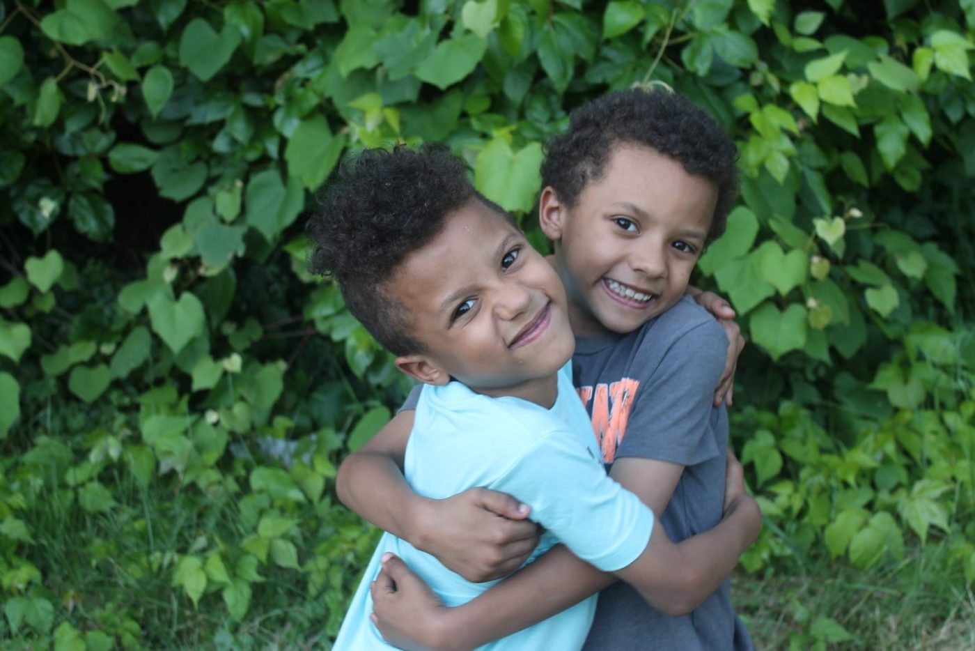 There are benefits to adopting siblings from foster care.