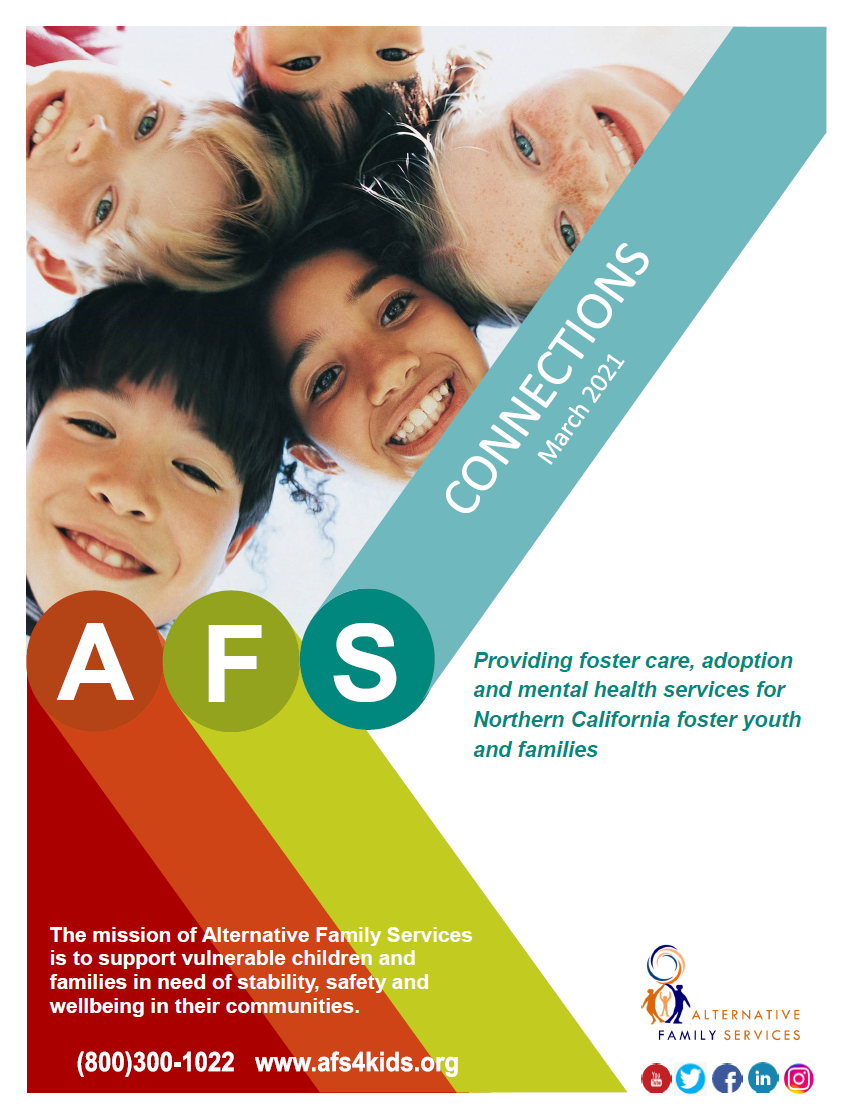 AFS Connections newsletter March 2021
