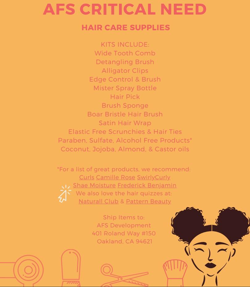 hair care kit 2